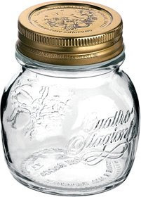 quattro stagioni canning jar