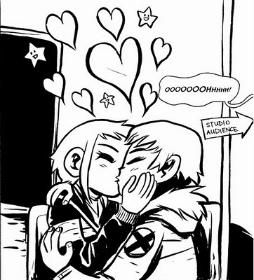 Scott Pilgrim, Bryan Lee O'Malley