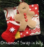 Ornament Swap in July 2010