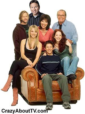 8 simple rules for dating my teenage daughter cast