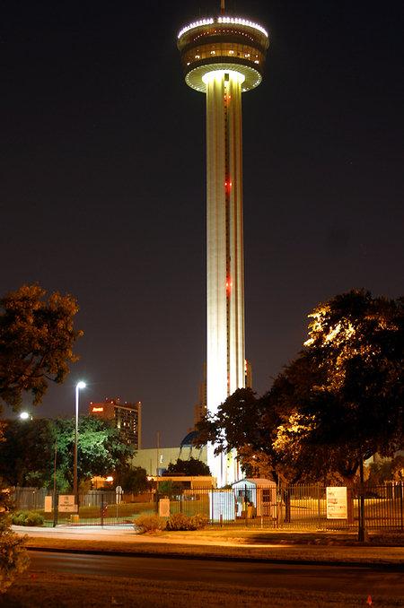 San Antonio Hemisfair Tower Restaurant
