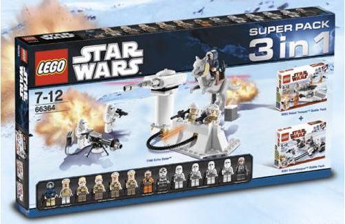 Lego star wars 66366