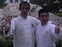 Yang Tai Chi Brothers