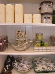 Candle Accessories Display
