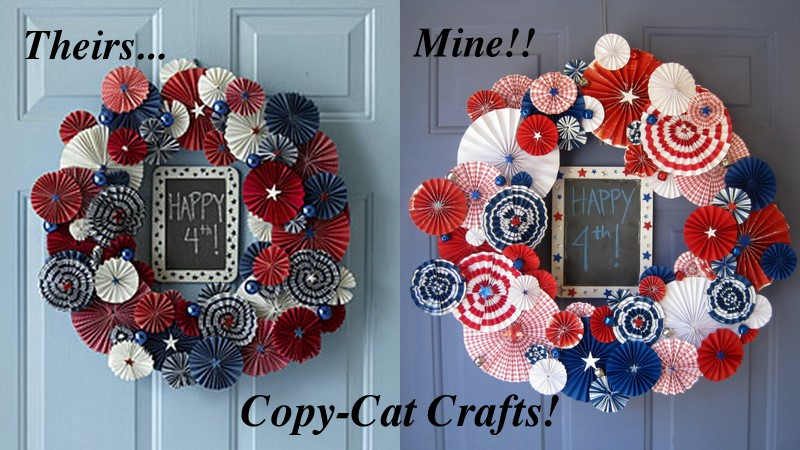 Copy-Cat Crafts