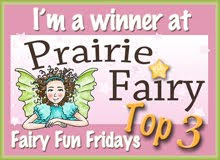 Prairie Fairy Award