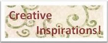 Creative Inspirations Challenge blog