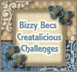 Bizzy Becs Creatalicious Challenges