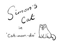 Magníficas animaciones de Simon's Cat