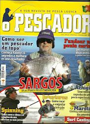Eu na capa da revista