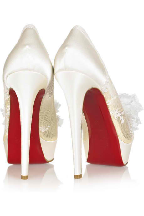 christian louboutin tsar pumps burlesque - Bavilon Salon
