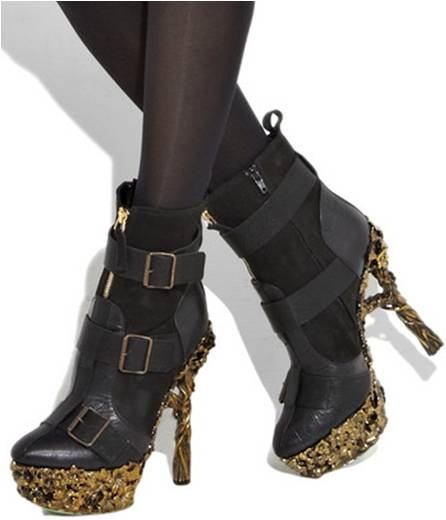 alexander mc queen high heels
