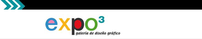 EXPO3 - Galería de diseño gráfico.