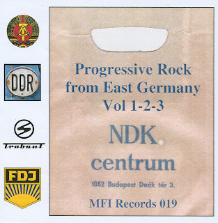 NDK Centrum / GDR Center / DDR Zentrum