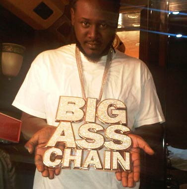 T-Pains BIG ASS CHAIN Chain - The 20 Dumbest