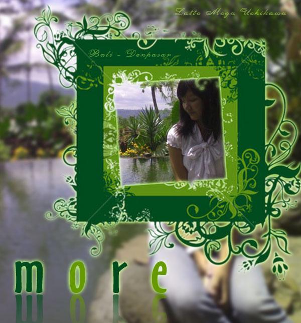 Amie N' MoRe  -  pungkasan