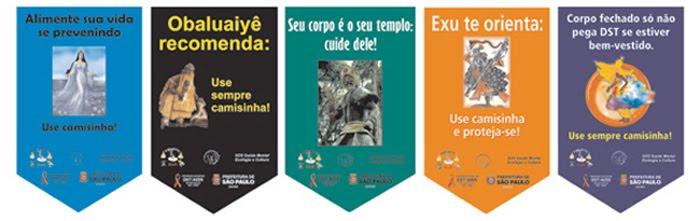 Rede Nacional de Religiões Afro-Brasileiras e Saúde - Núcleo SP