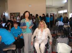 Taller sobre Género organizado por la Concejal Lucila Rementería en Caleta Olivia, Santa Cruz.