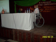 """II Jornadas """"Día Internacional de las Personas con Sordera"""" Provincia de Chaco"""