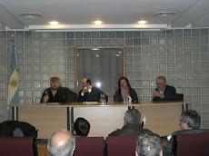 Senado de la Nación. Conferencia durante el Seminario Nada sobre Nosotros/as SIN Nosotros/as