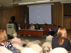 Jefatura de Gabinete de Ministros. Salón Auditorio. Presentación Género y Discapacidad