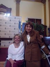Jornada de Difusión de la Convención sobre los Derechos de las Personas con discapacidad de la ONU.
