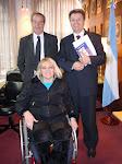 Desayuno en ABAPPRA (Asociación de Bancos Públicos y Privados de la Argentina)