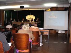 Presentación del Libro Telecapacitados. Senado de la Nación