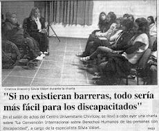 Jornada en la Ciudad de Chivilcoy