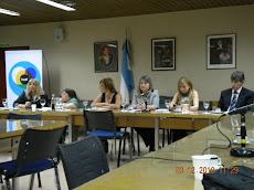 Sala I Diputados de la Nación. Día Internacional de las Personas con discapacidad