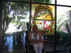 Tigre. Buenos Aires. En la entrada del Consejo Deliberante