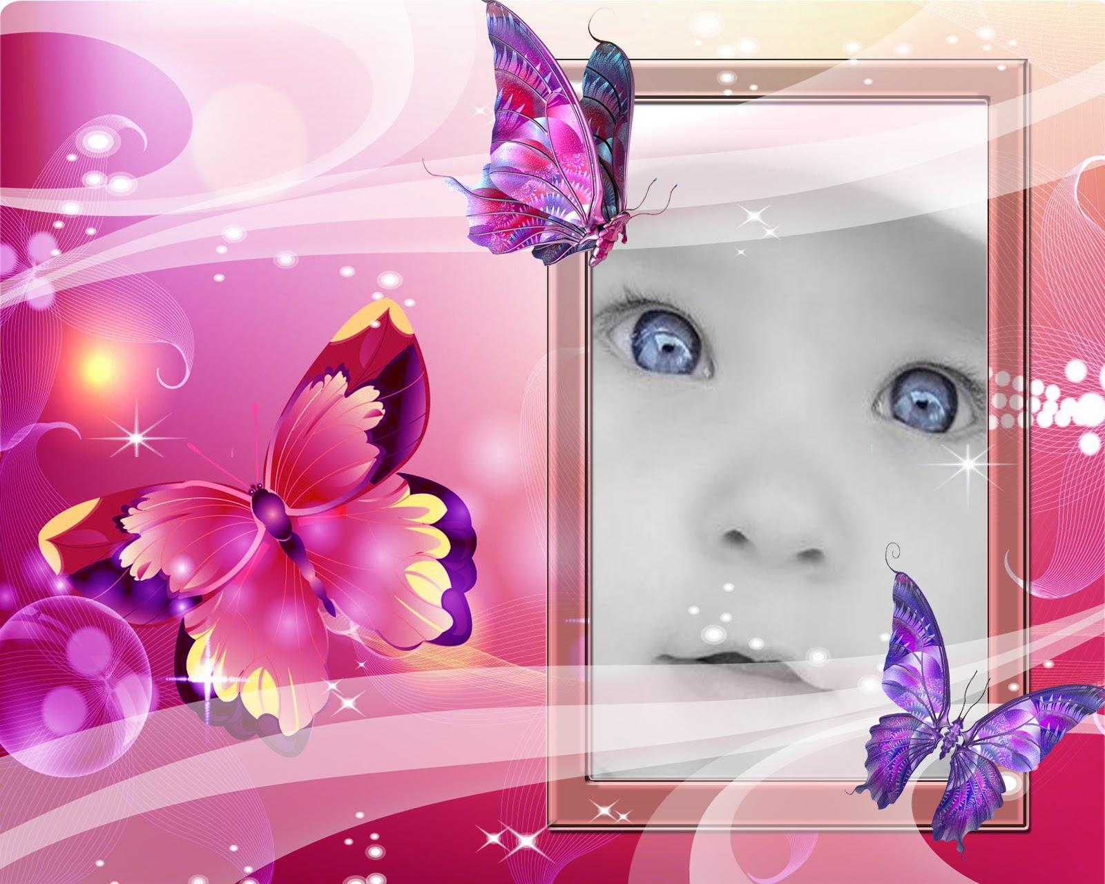 Moldura Infantil Para B  Be