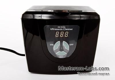 Панель управления ультразвуковой ванны Codyson CD-7810A