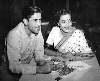 raj kapoor nargis mohanjeet india movies bollywood