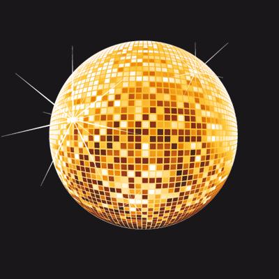 Gallery Vector Art Quot Disco Ball Quot