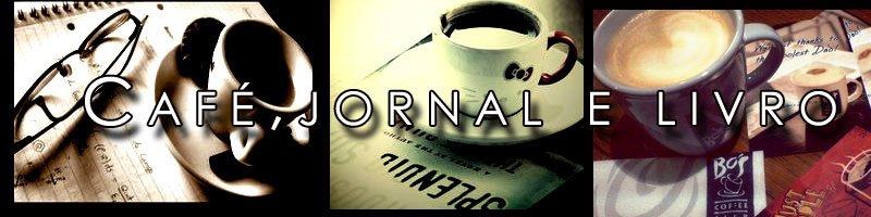 Café, Jornal e Livro