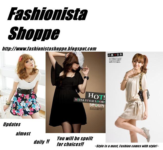 Fashionista Shoppe.