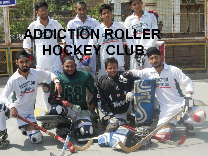 addiction roller hockey club