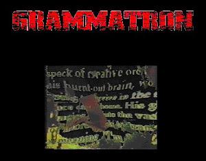 Grammatron de Mark Amerika