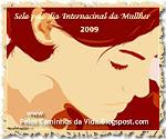 Selo do Dia da Mulher