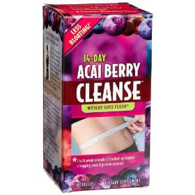 Acai berry cleanse diet