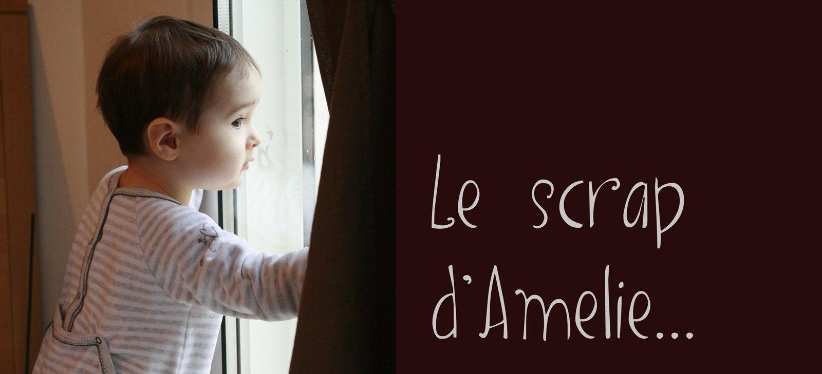 Le scrap d'Amélie