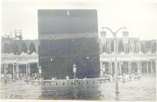 Makkah. Dulu2 pernah banjir 40an