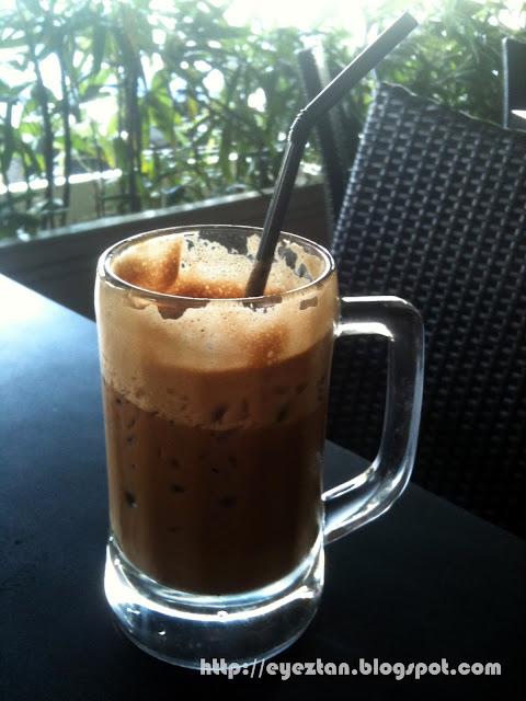 papparich mocha drink