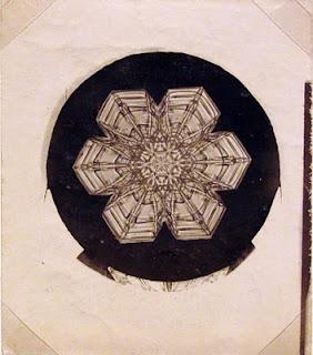 fotomiografia8 feita por wilson a bentley de um floco de neve_cristal de neve