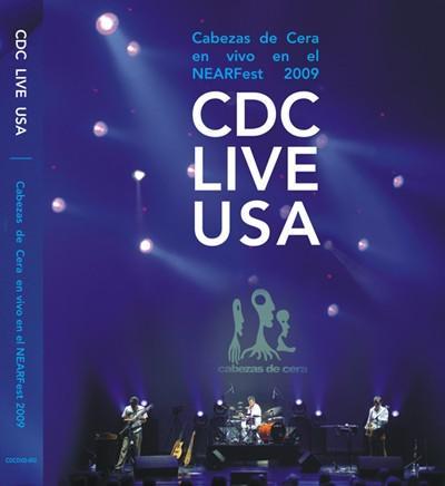 (Progressive) Cabezas de Cera - Live USA Bonus CD - 2010, WavPack (iso.wv) lossless