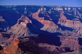 Gran Cañón del Colorado - Estados Unidos.