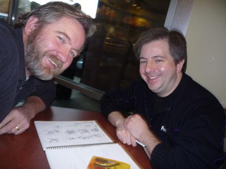 Sean Tiffany and Jeff Lafferty