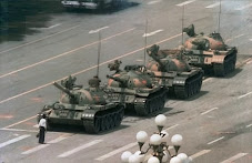 """Unknown Rebel"" Tiananmen Square, Beijing 1989"