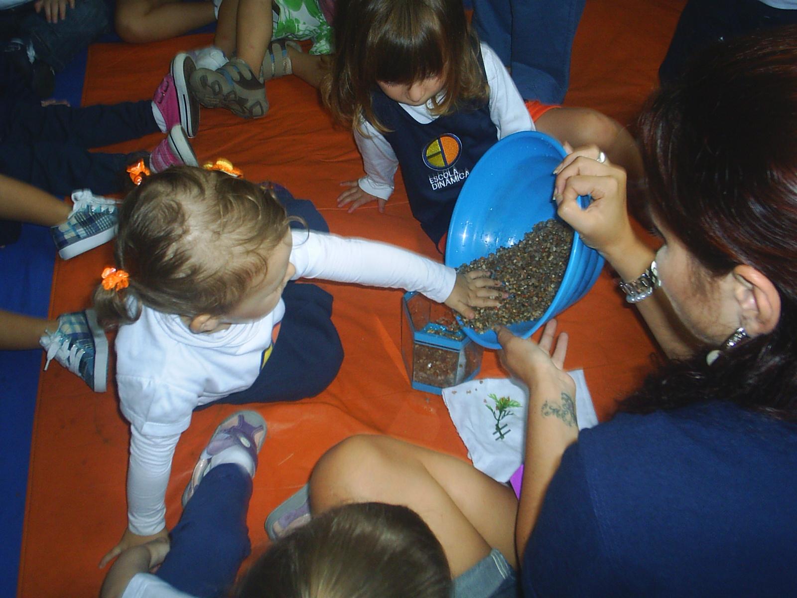 Educação Infantil: Projeto Peixes #1874B3 1600 1200
